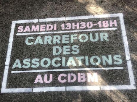 Carrefour des associations  5 septembre 2020